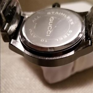 d0cd679b7ec Gucci Accessories - Stainless steel gucci watch